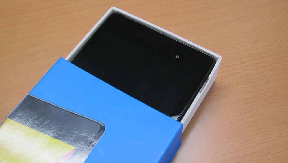 New Nexus7画像